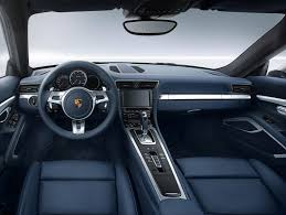 porsche graphite blue interior 2013 porsche 991 turbo official photos released
