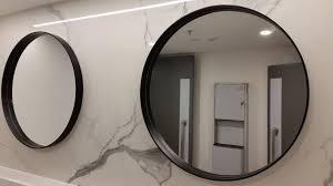supplying custom mirrors shower screens and aluminium sliding
