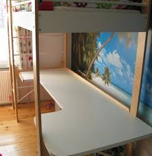 Build A Loft Bed With Desk by How To Build Bunk Beds