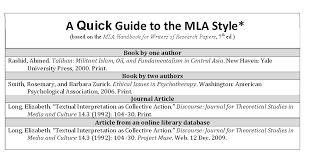 Annotated Bibliography MLA Style sawyoo com
