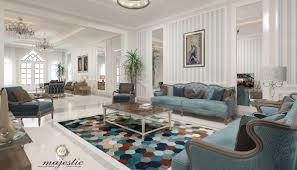 Home Design Qatar Majestic Interior Design Private Villa Doha Qatar Achraf