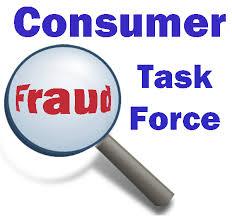 consumer fraud bureau consumer fraud task warning on bogus consumer fraud task