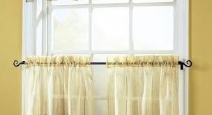 Sunflower Yellow Curtains by Curtains Short Kitchen Curtains Awesome Rooster Kitchen Curtains