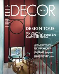Dal Decor Elle Decoration Italia Vincent Van Duysen