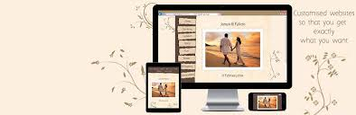 Marriage Invitation Websites Red Swirl Design Web Design Graphic Design And Seo Company