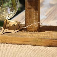Vase Table L Vintage Style Glass Tabletop Plant Bonsai Flower Wedding