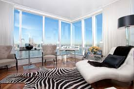 design and construction exclusive penthouses new york modern white