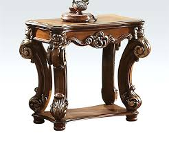 side table ameriwood resort cherry chair side table magnifier