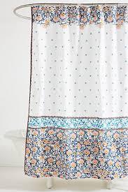 shop unique u0026 boho shower curtains anthropologie