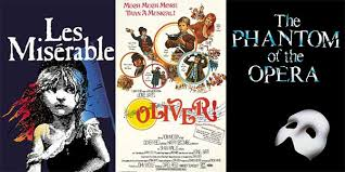 up musicals based on classic novels the musical