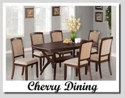 Cherry Wood Dining Room Set by Houston Texas Dining Room Furniture
