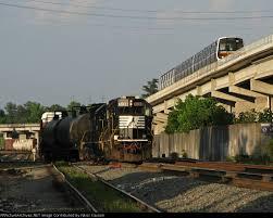 Marta Train Map Atlanta by 7136 Switches The Yard While A Marta Train Heads For Atlanta Above