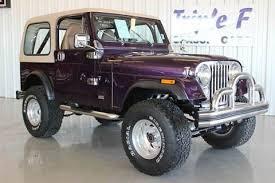 1980 jeep wrangler sale 1980 jeep cj 7 for sale carsforsale com