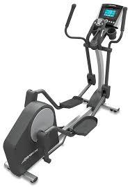 amazon com life fitness x3 elliptical cross trainer with