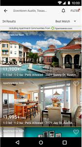 realtor com android rentals app mobile rental search