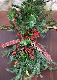 cheap and easy holiday door decor diy network blog made