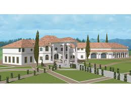 mediterranean mansion floor plans picasso mediterranean home plan 088d 0080 house plans and more