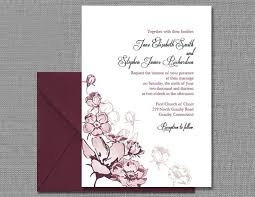 wedding invitation template wedding invitation templates that are and easy to make