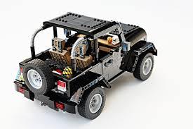 jeep lego lego jeep wrangler is opmerkelijk gedetailleerd auto55 be nieuws