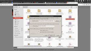 unable to install windows programs using wine in ubuntu 12 04