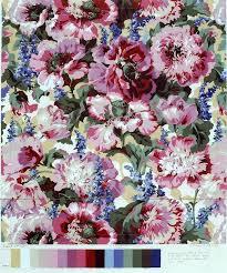 Flower Fabric Design 1000 Best Kangas Ja Tekstiil I Fabric I Images On Pinterest