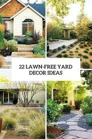 grass free yard ideas ketoneultras com