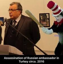 Hat Meme - cat in the hat assassination history meme hybrids worth