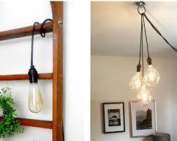 hanging light etsy