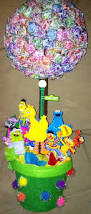 Centerpieces For Birthday candy centerpieces for birthday parties 1000 images about sesame