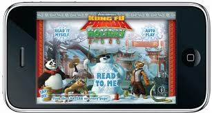 goodereader istorytime kung fu panda 2 interactive