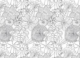 coloring therapy for anxiety coloring page blog