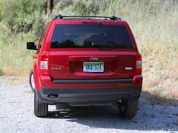 jeep compass rear interior review 2012 jeep patriot latitude the truth about cars