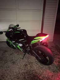 ninja 300 integrated tail light 2016 2018 kawasaki ninja zx 10r blaster x integrated led tail light