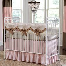 Gold Crib Bedding Sets The Willa Crib Snowdrift Is A Simple And Timeless Design In Metal