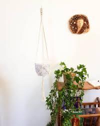 plant holder hanging planter holder macrame plant hanger