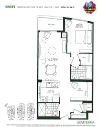 Scarborough Town Centre Floor Plan by Love Condos In Scarborough Brings New Incentives To The Table