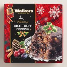 walkers rich fruit plum pudding world market