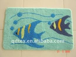Fish Bath Rug Fish Design Bath Rug Buy Fish Design Bath Rug Bath Rug Bath Mat