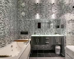 black tile bathroom ideas mirror tile bathroom ideas designs remodel photos houzz