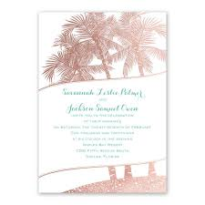 palm tree wedding invitations wedding invitations wedding invitation cards invitations by