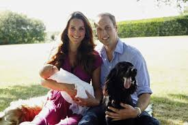 the family portrait pictures of prince george s year