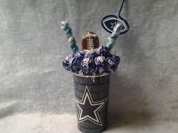 dallas cowboys lollipop bouquet