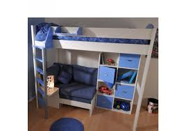 High Sleeper With Desk And Futon High Sleeper With Wardrobe And Futon Roselawnlutheran
