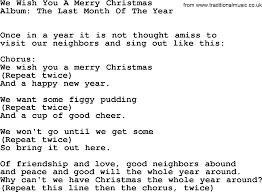 i wanna wish you a merry 2017 and tree