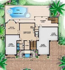 luxury beach house floor plans 3 bedroom 5 bath beach house plan alp 08cr allplans com