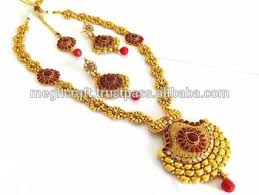 gold rani haar sets wholesale one gram gold pearl jewellery south indian rani