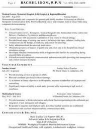 Rpn Sample Resume by 28 Rpn Sample Resume Resume Sample For Lpn Nurse Rpn Sample