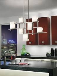 chandelier kitchen lighting city lights collection 7 lights linear chandelier in classic pewter