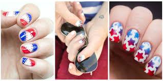 memorial day nails 4th of july nails
