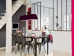 separation cuisine style atelier cuisine style atelier amazing decoration interieur salon cuisine